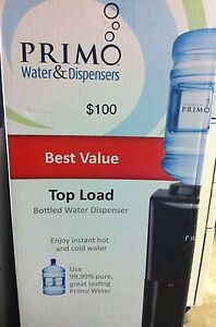 Brand new primo water cooler