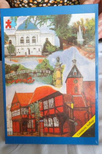 Das Rendsburg Puzzle, 500 Teile,36x50cm, neu