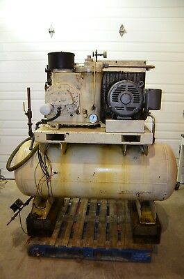 Ingersoll Rand U30h-sp 30 Hp Rotary Screw Air Compressor 3ph 150 Gallon 125 Psi