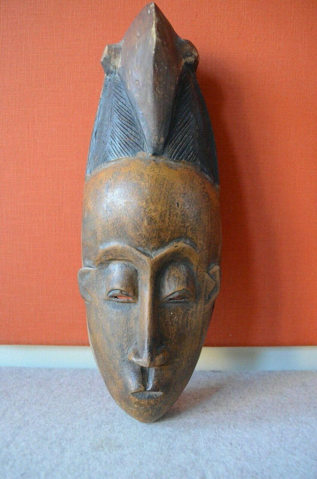 Afrikanische Maske  Motiv  Antilope ca .25 cm