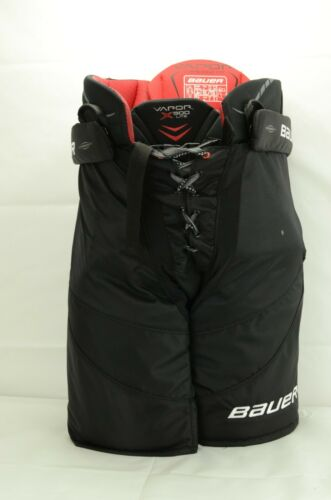 Bauer Vapor X900 Lite Ice Hockey Pants Junior Size Extra Large Black (0905-0345)