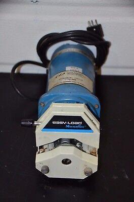 Cole Parmer 7553-30 Pump Drive With 7518-10 Masterflex Head 0-100 Rpm