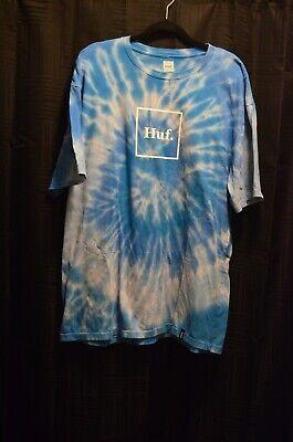 HUF Men's Tie Dye T-Shirt