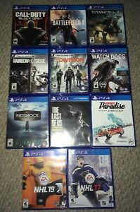Cheap PS4 games for sale
