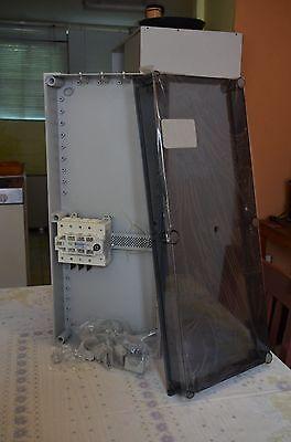 armoire compteur Hagger 25S60 avec interrup. 4 p 125A