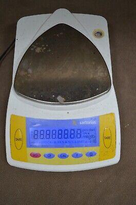 Sartorius Cp622 Lab Precision Analytical Balance Scale