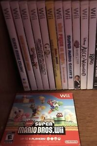 Wii, Xbox 360, PS2, Wii U, DS, 3DS Games For Sale