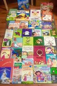 Lot of 30+ toddler books
