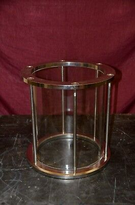 Qvf Glass Chromatography Column 11.75 Id X 15.25 Length 56-1197-96 To-nr 31511