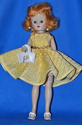 "Vintage 10.5"" Vogue Jill Fashion Doll Ginny's Big Sister"
