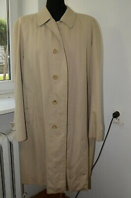 Vintage Burberrys Mens Coat Size XL for sale  Shipping to Nigeria