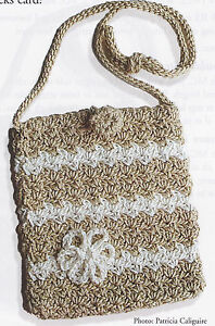 tote bag patterns - Learn how to crochet