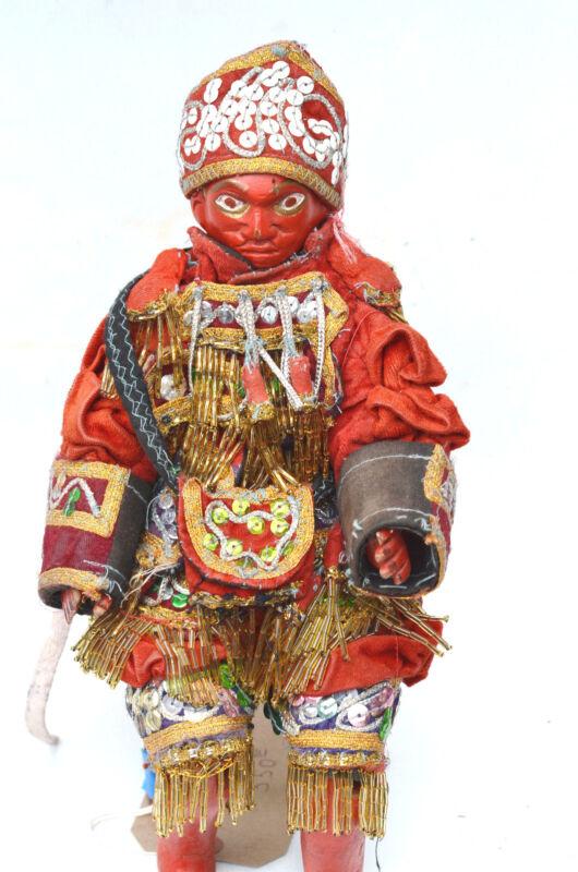 Ajitz Shaman Doll - Mayan Folk ART