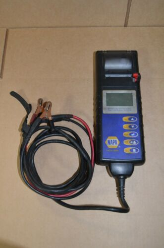 Midtronics NAPA MDX-225 Battery Conductance Electrical System Analyzer Tester