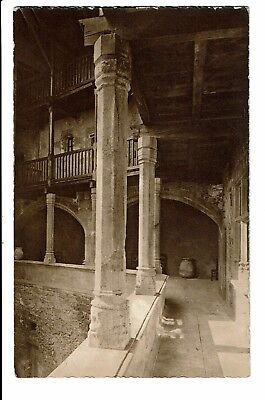 CPA-Carte postale-France --Lourmarin - Son Château - S3479
