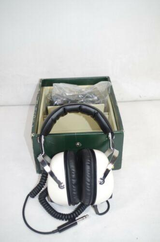 Vintage SANSUI Stereo Headphones Model SS-10