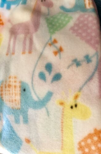 Swaddle Infant Baby Newborn Fleece Blanket Soft Wrap Washabl
