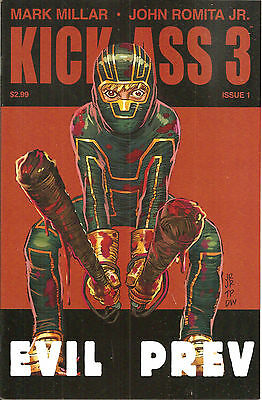 Kick Ass 3   1   Regular Cover  1St Printing