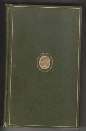 1890 BOOK - IN OLE VIRGINIA/MARSE CHAN - BY THOMAS NELSON PAGE - SIGNED