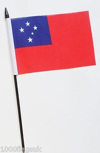 Samoa-Small-Hand-Waving-Flag
