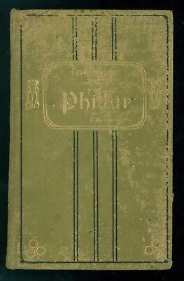 LINGUEGLIA PAOLO PHIDUR RACCONTO ORIENTALE TIP. FIACCADORI 1911 RARO SALESIANI