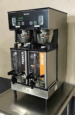 Bunn Dual Sh Dbc Commercial Coffee Brewer 2012 Model Server 33500 Maker Pickup