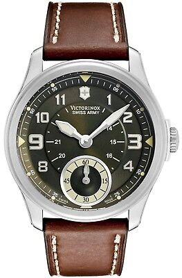 NEW Victorinox Swiss Army 241376 mens Infantry Vintage Small Seconds Mecha watch Mens Infantry Vintage Watch