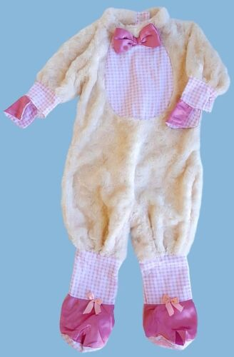 Infant Footed LAMB Costume 3-6 Month