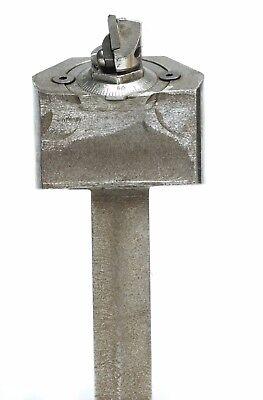 Valenite Ez-set Adjustable Cartridge Boring Head 3 W Fabricated Turning Holder
