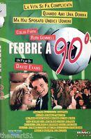 Febbre A 90° (1996) Vhs Bmg David Evans Colin Firth - evans - ebay.it