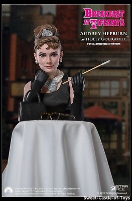 1/6 Star Ace Toys Breakfast at Tiffany's Audrey Hepburn Holly Golightly - Breakfast At Tiffanys Star