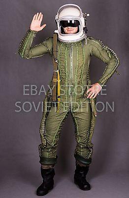 NEW!!! Air Force USSR Mig VKK-6M High Altitude Pressure Pilot Suit P-2 Halloween