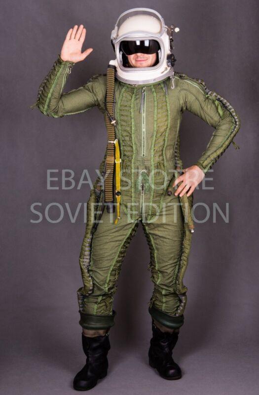 Russian Anti-G Suit Soviet Air Force Pilot uniform Mig VKK-6M size P2