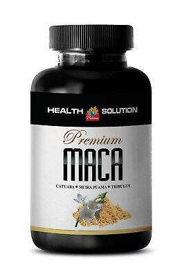Maca peruana - PREMIUM MACA -  positive effect on mood - 1 Bottle comprar usado  Enviando para Brazil