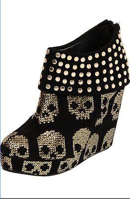 Iron Fist Boots