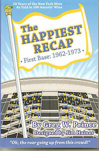 FOR-NEW-YORK-METS-FANS-THE-HAPPIEST-RECAP-1962-1973-VOL1-AUTHOR-SIGNED-INSCRIBED