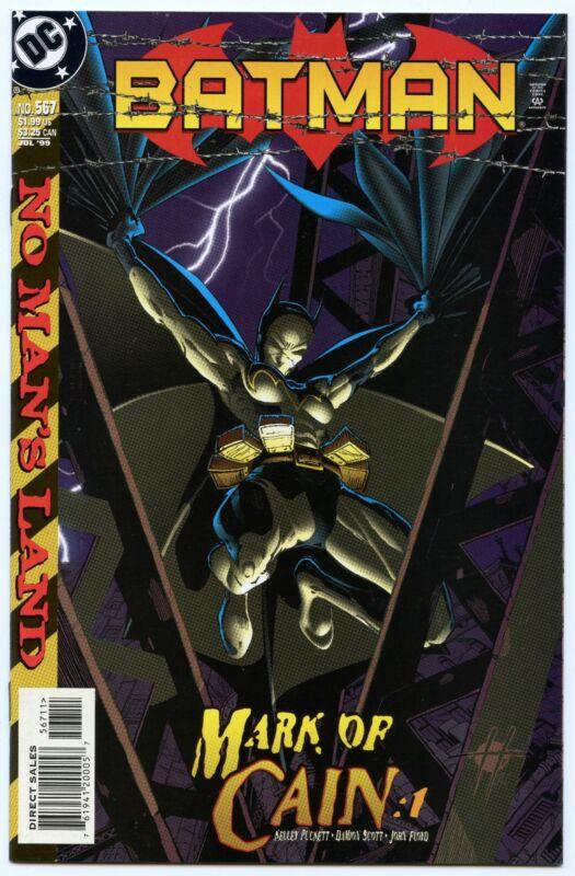 Batman 567 Jul 1999 NM- (9.2) - 1st Cassandra Cain Batgirl