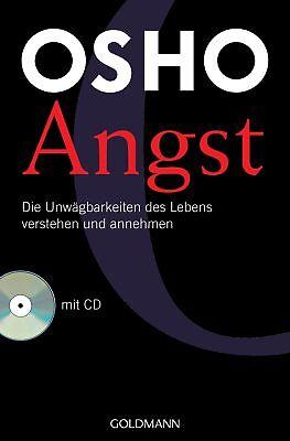 Angst Osho Goldmanns Taschenbücher|Goldmann Arkana (Angst Bücher)