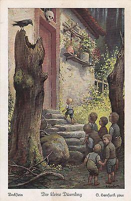 Märchen, Brüder Grimm, Der kleine Däumling, ca. 20er Jahre