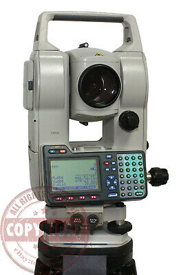 Sokkia Set3030r Prismless Surveying Total Stationtopcontrimbleleicanikon