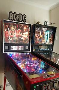AC/DC Premium Pinball Swap