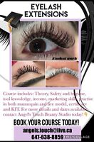 Classic Eyelash Extensions Course $399 NALA Accredited!