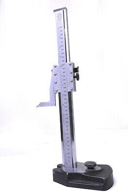 Starrett 254emz 0-12 300mm Dual Scale Master Vernier Height Gage. 0.001 Grad