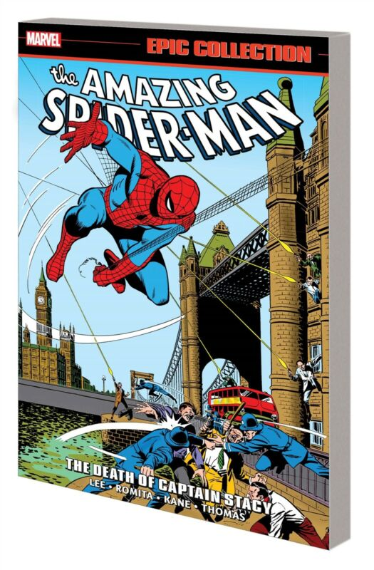 AMAZING SPIDER-MAN EPIC COLL TP DEATH CAPTAIN STACY (MARVEL) 8921