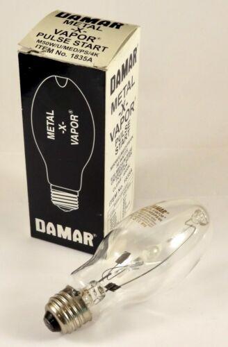 Damar Metal-X-Vapor Pulse Start M50W/U/MED/PS/4K, No.1835A Metal Halide Lamp New