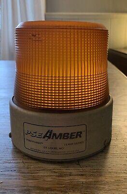 Emergency Strobe Light Beacon Pse Amber Star Flash Strobe Ll400i Series 12vtruck