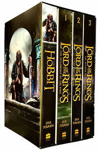 J-R-R-Tolkien-The-Lord-Of-The-Rings-The-Hobbit-4-Books-Collection-Box-Set-NEW