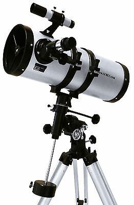 Seben Big Boss 1400-150 Reflector Telescope + motor