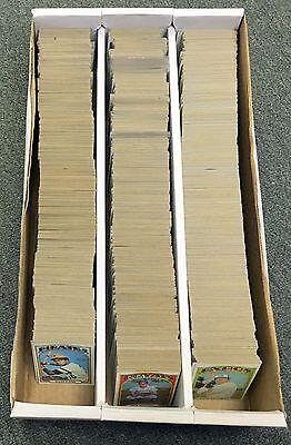 1972 TOPPS BASEBALL CARD SET BUILDER LOT (50) W/MINOR STARS EX-EXMT RANGE