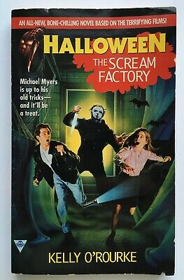 Halloween - The Scream Factory - Kelly O'Rourke - Michael Myers Movie Tie-in](Kelly Michael Halloween)